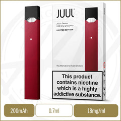 JUUL Ruby Device