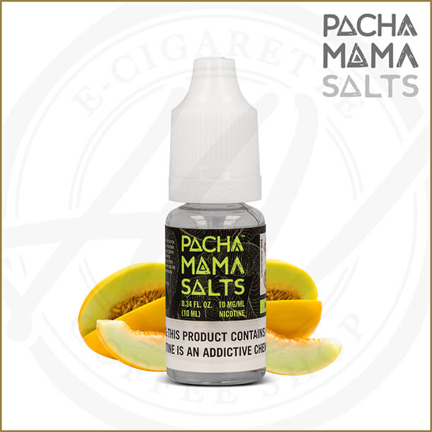 Pacha Mama Salts | Honeydew Melon (Nic Salt)
