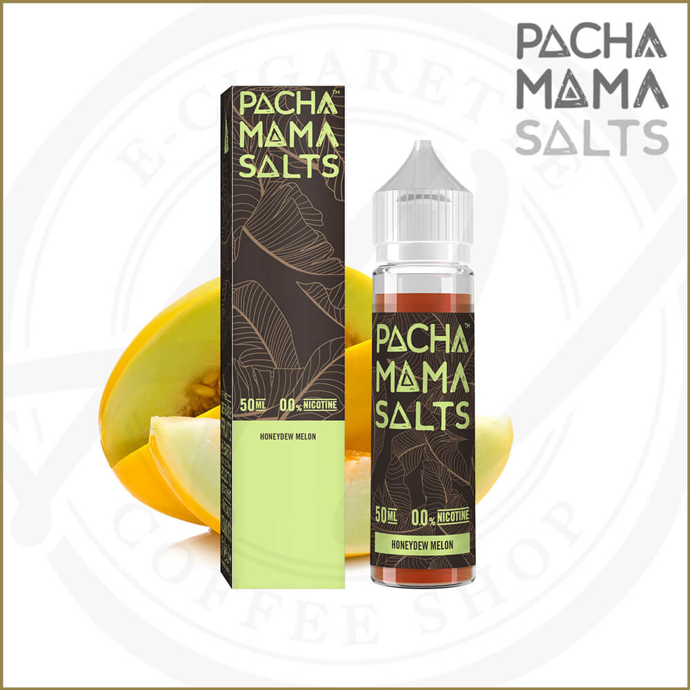 Pacha Mama Salts | Honeydew Melon 50ml