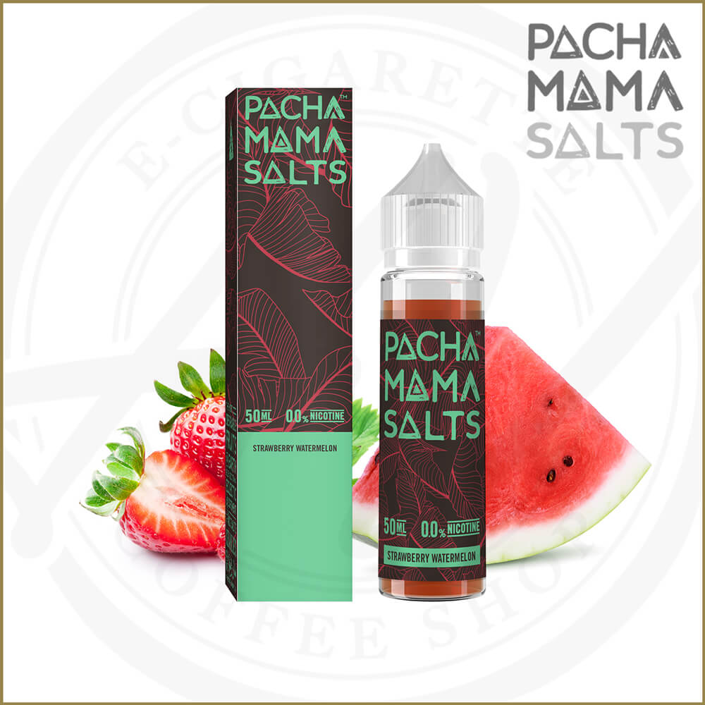 Pacha Mama Salts | Strawberry Watermelon 50ml