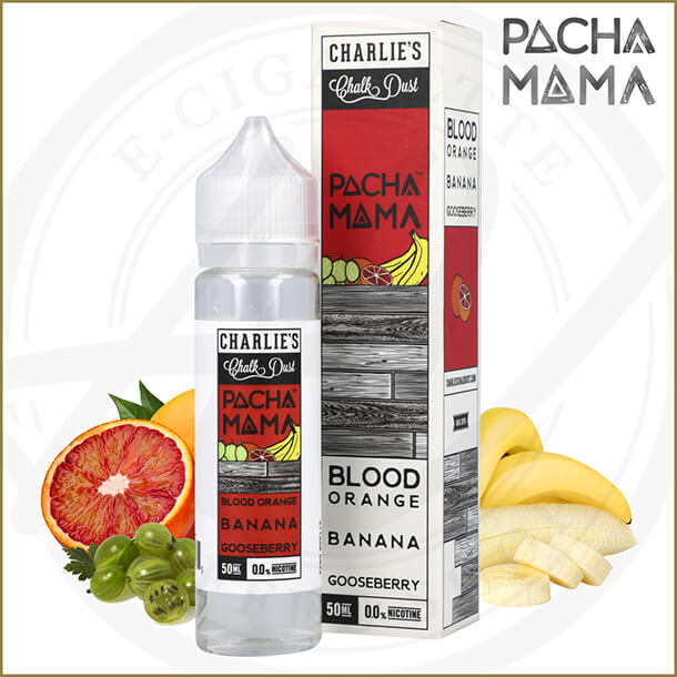 Pacha Mama | Blood Orange Banana