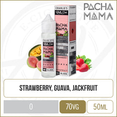 Strawberry Guava Jackfruit