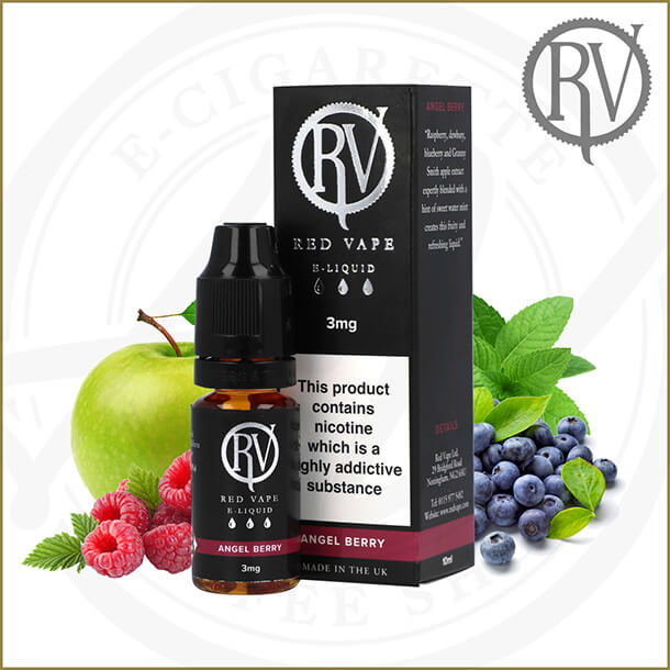 Red Vape | Angel Berry