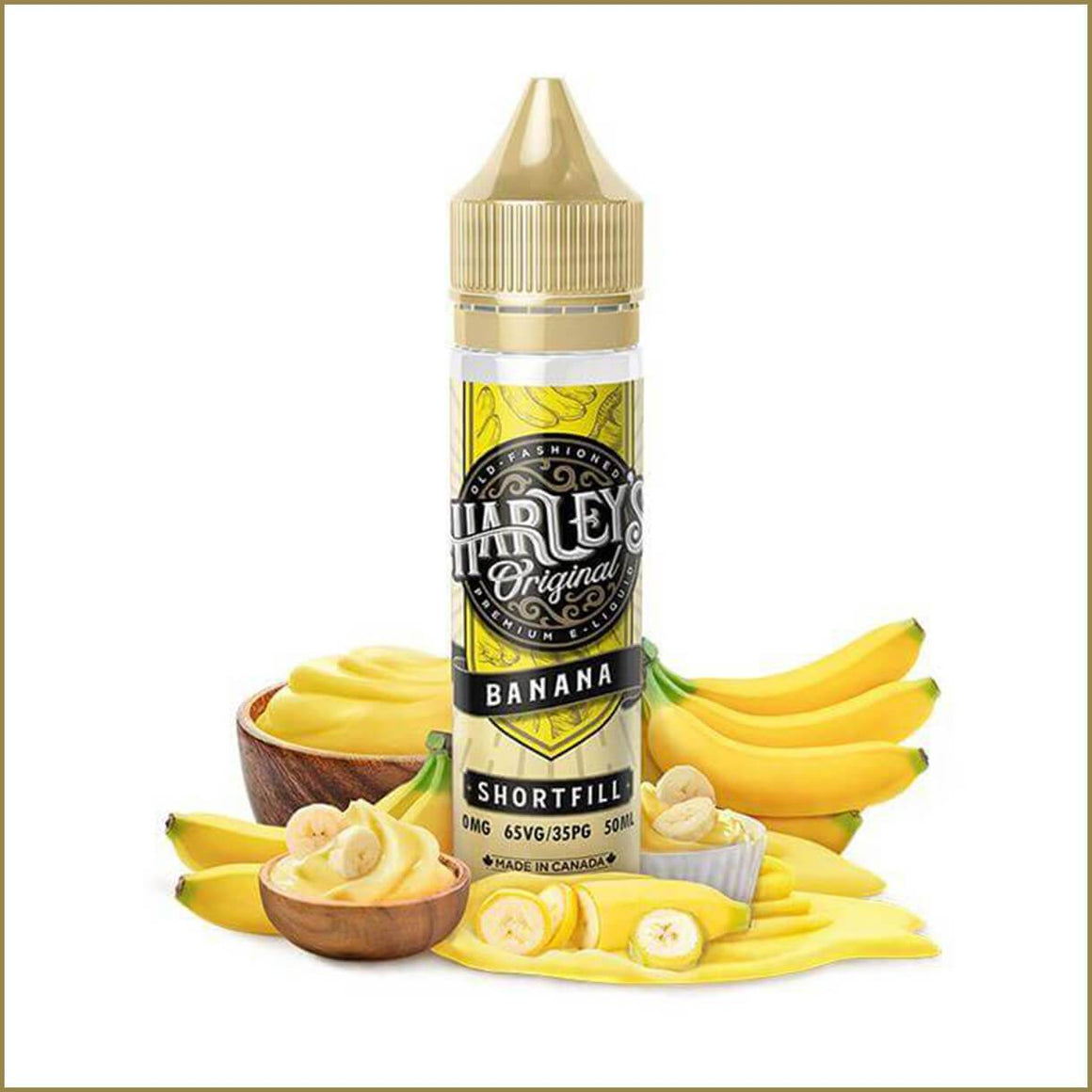 Harley's Original Banana 50ml