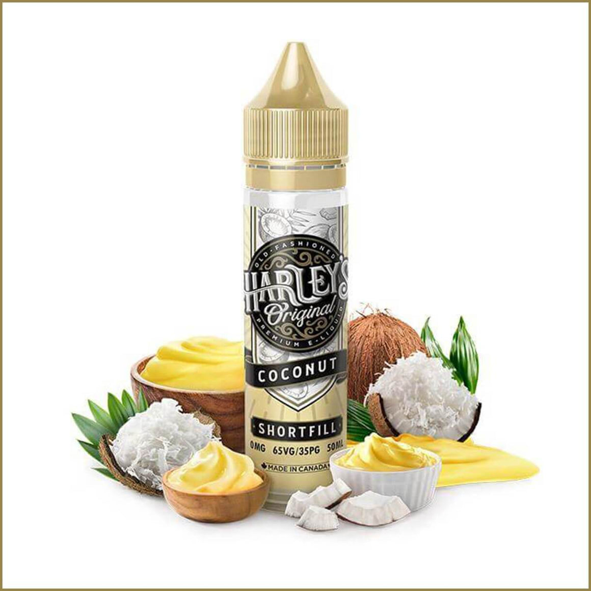 Harley's Original Coconut 50ml