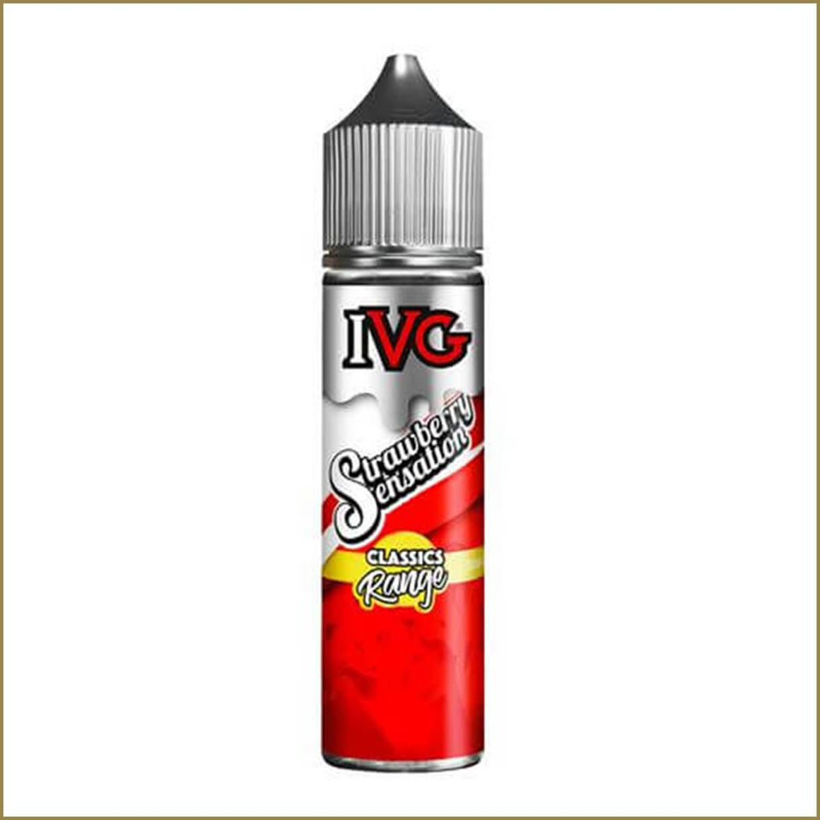 IVG Classics Strawberry Sensation 50ml