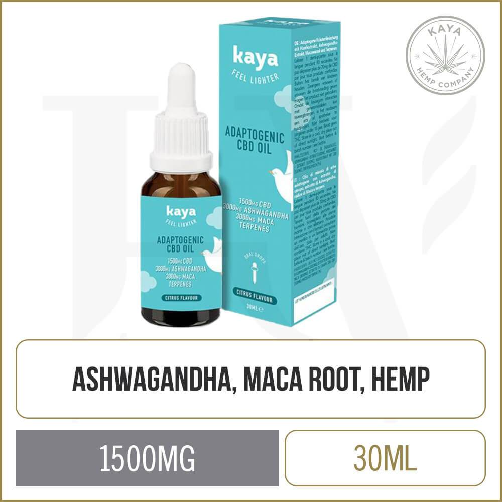 Kaya Adaptogenic Oil 30ml