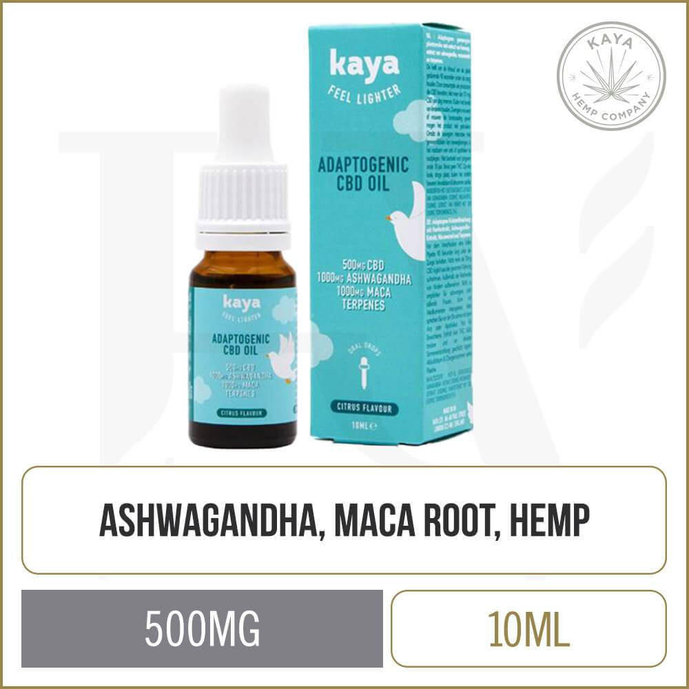 Kaya Adaptogenic Oil 10ml