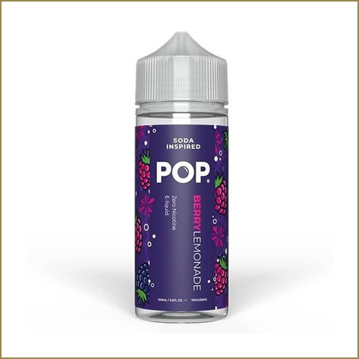 POP Berry Lemonade 100ml