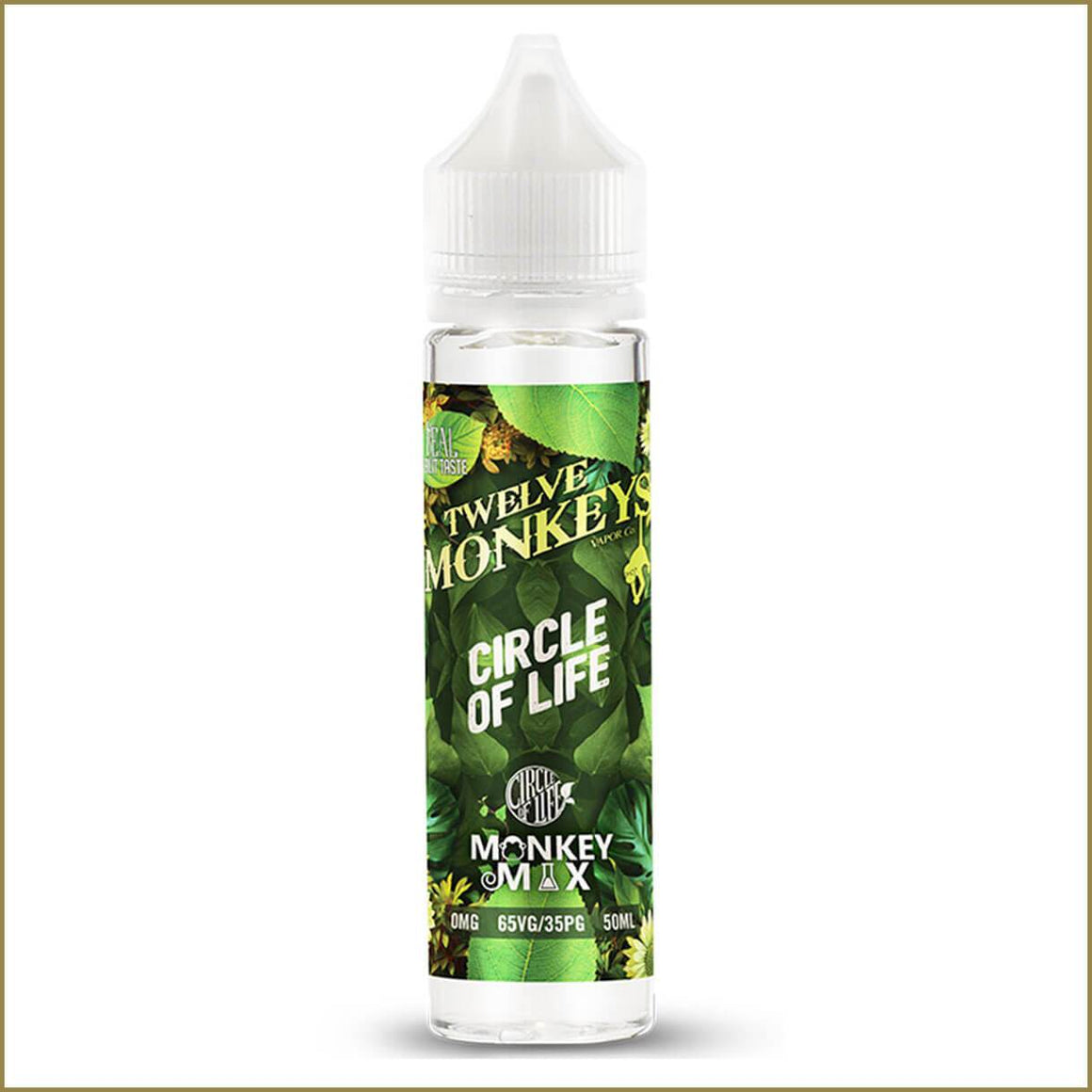 Twelve Monkeys Circle Of Life 50ml