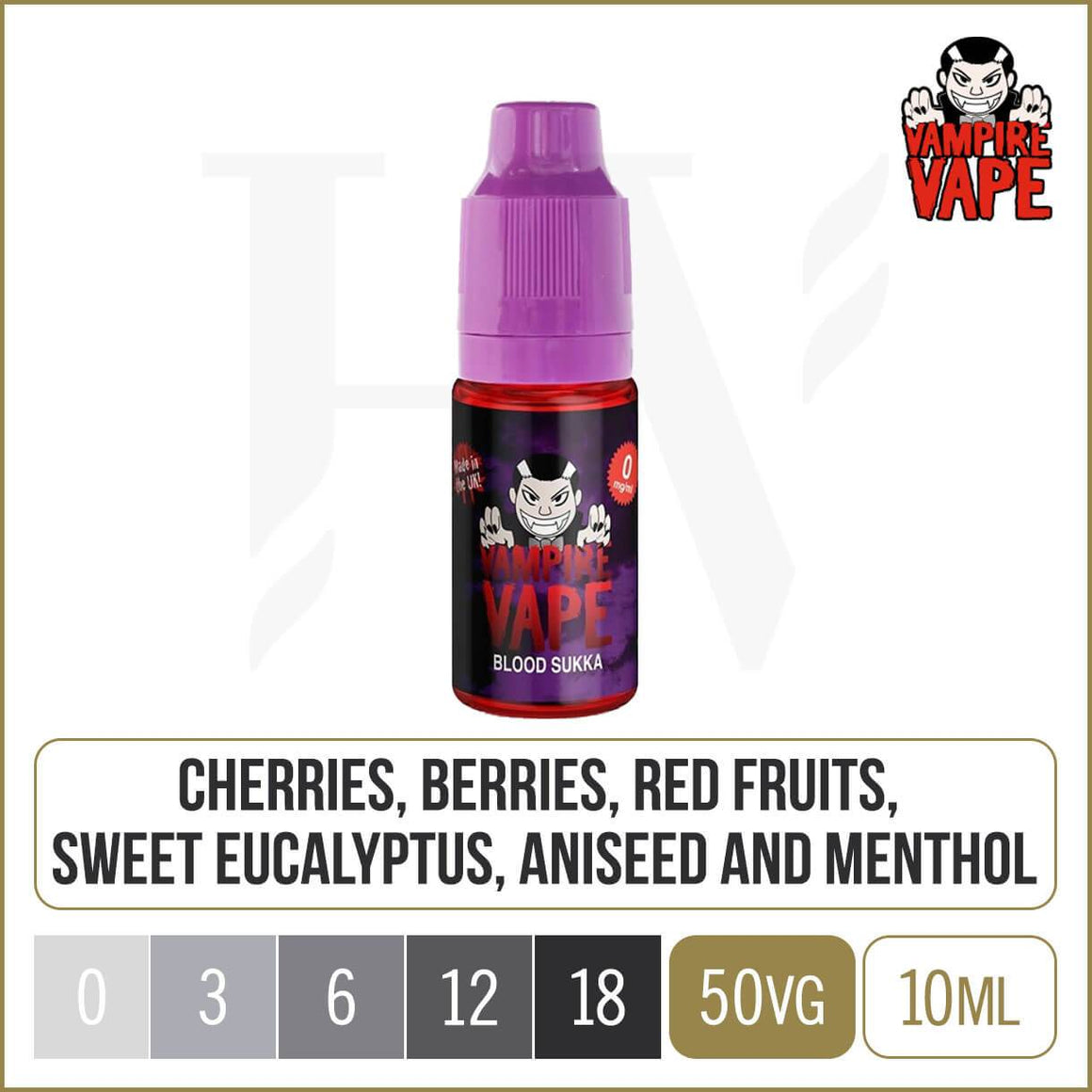 Vampire Vape Blood Sukka e liquid