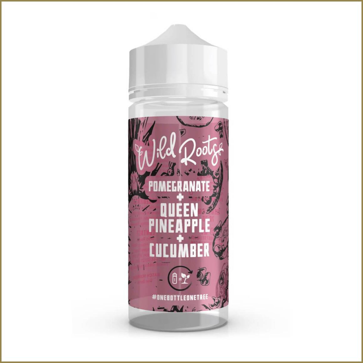 Wild Roots Pomegranate 100ml