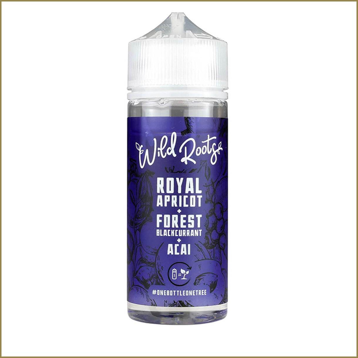 Wild Roots Royal Apricot 100ml
