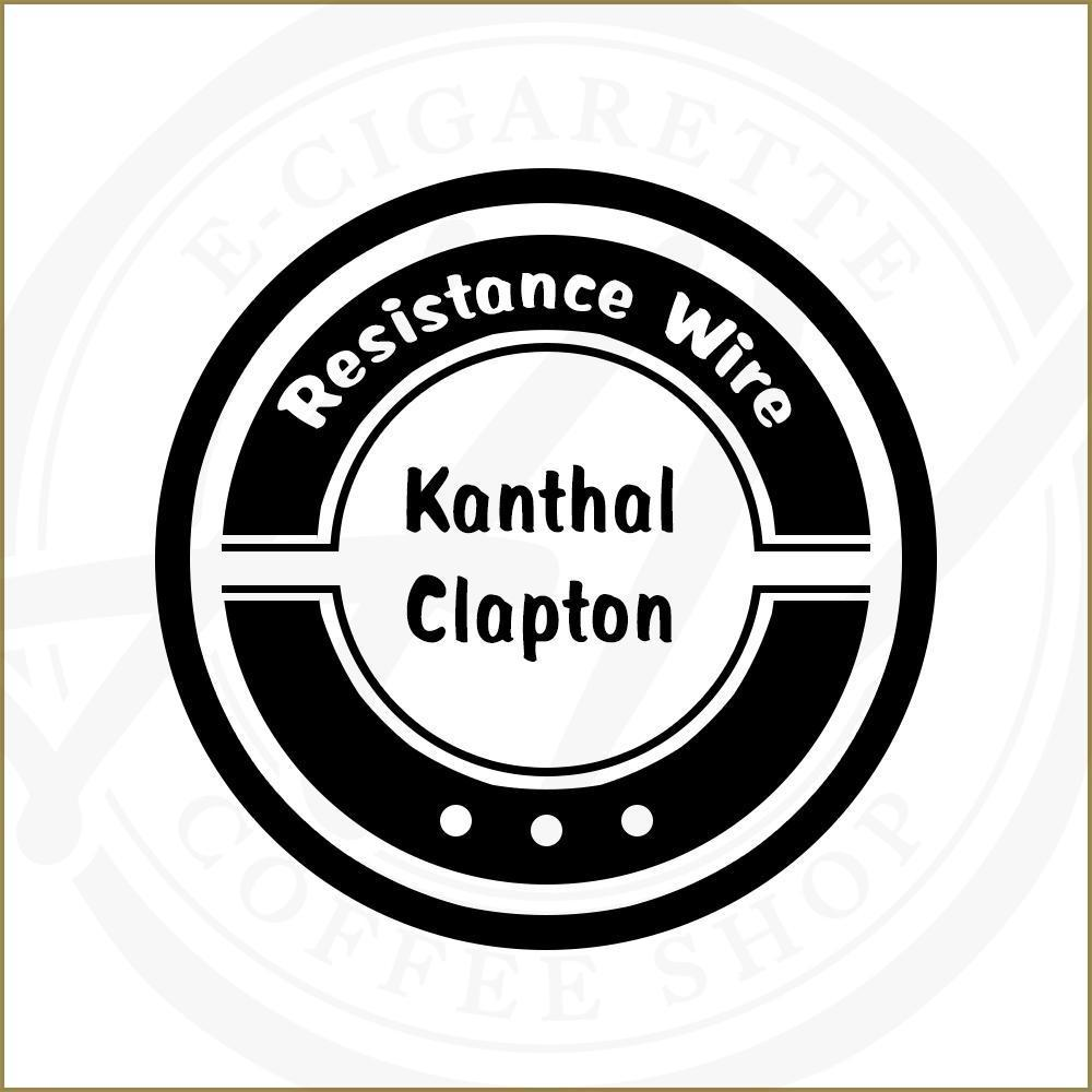 Wires - Kanthal Clapton Wire