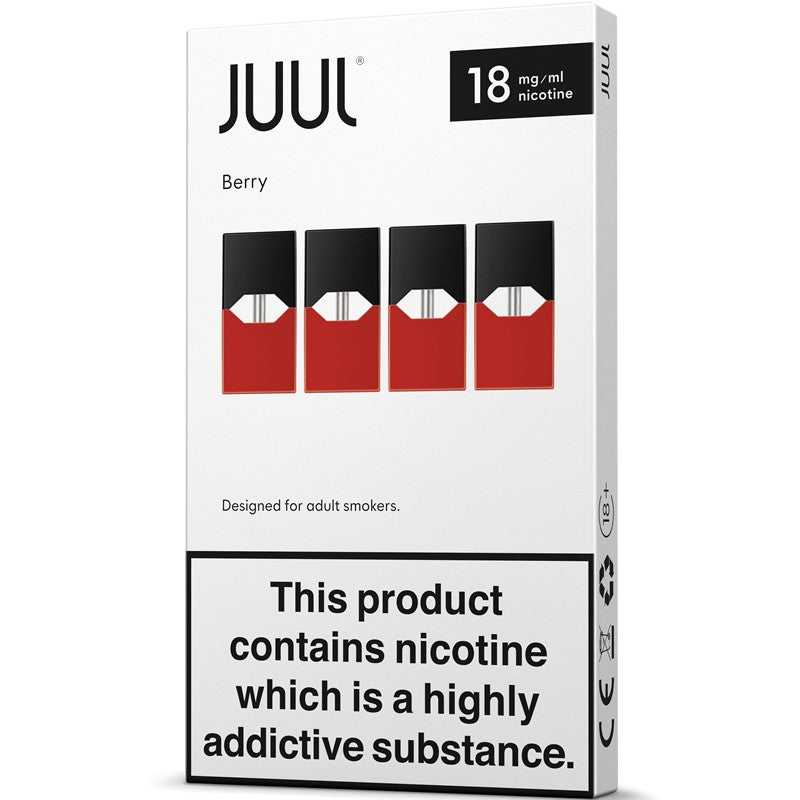 JUULpods Berry Pods 4 Pack