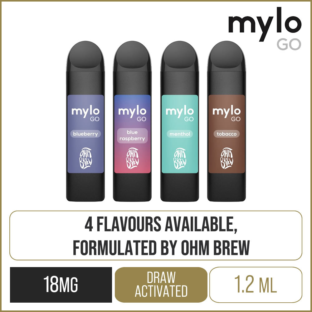 Mylo GO Disposable Vapes