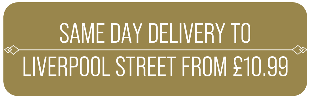 Same Day Vape Shop Delivery To Liverpool Street From £10.99