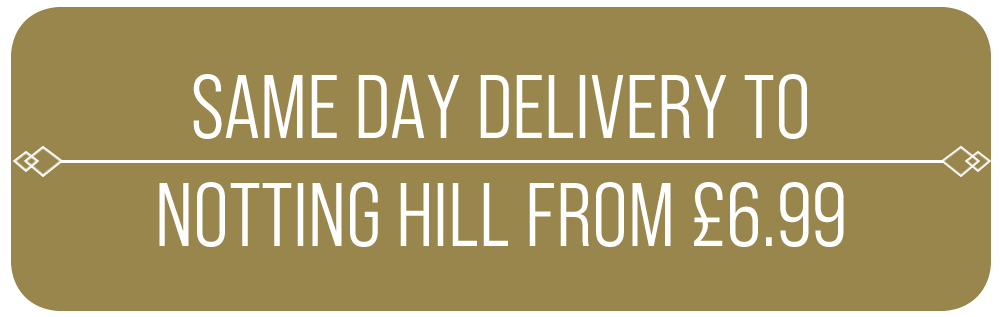 Same Day Delivery To Notting Hill From £6.99
