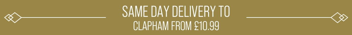 Same Day Delivery Available To Clapham London From £10.99