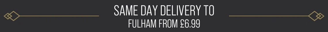 Same Day Delivery Available To Fulham London From £6.99