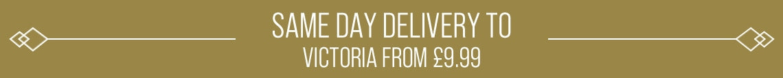 Same Day Delivery Available To Victoria From £6.99