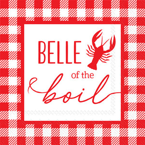 Napkins - Belle of the Boil