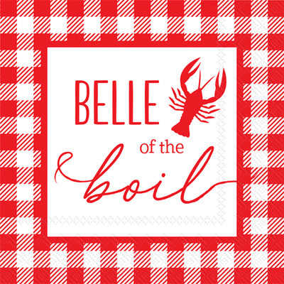 Lunch Napkins - Belle of the Boil
