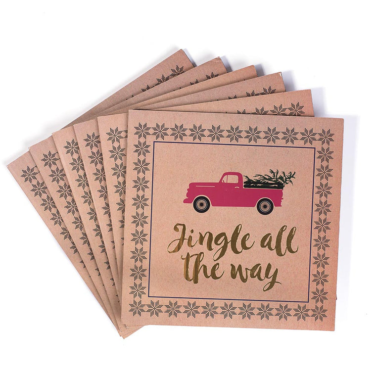 Placemats - Jingle all the Way