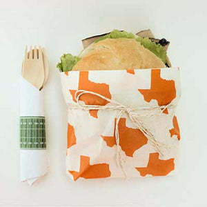 GRUB Paper -  Orange Texas