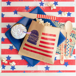 GRUB Paper - Stars & Stripes