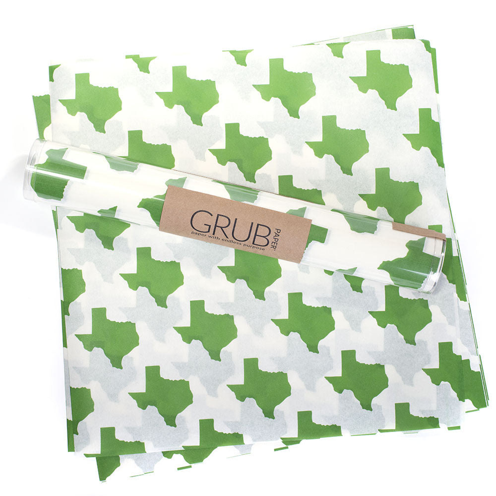 GRUB Paper  -  Green Texas