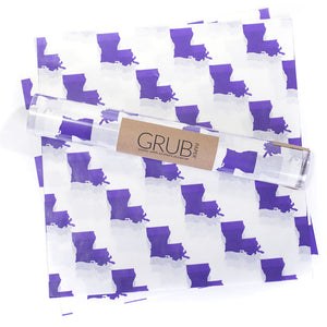 GRUB Paper - Purple Louisiana