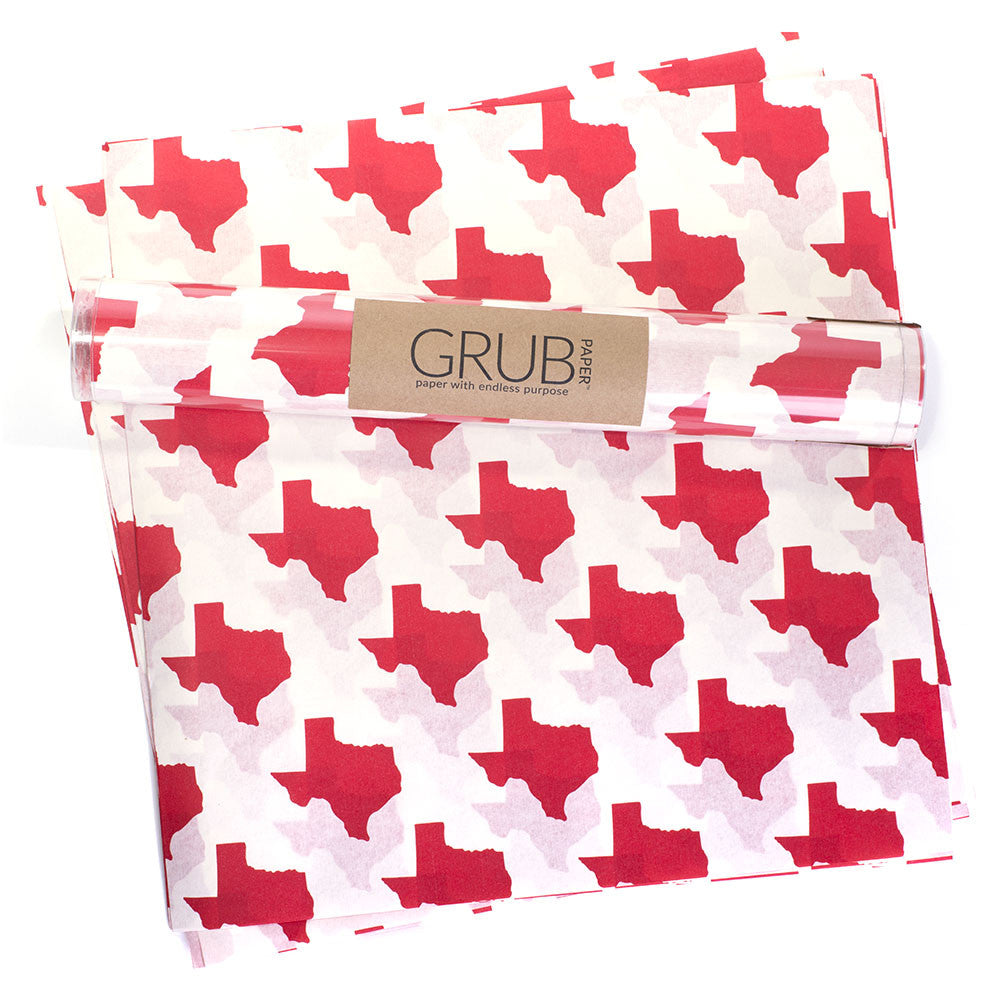 GRUB Paper - Red Texas