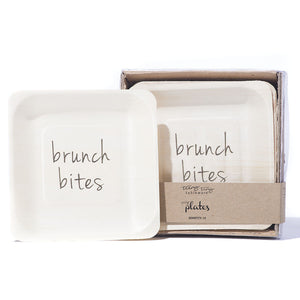Tiny Plates - Brunch Bites