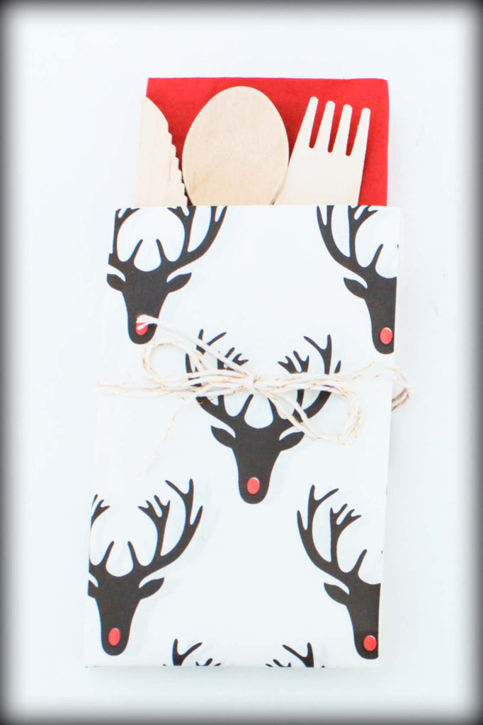 GRUB Paper - Red-Nosed Reindeer