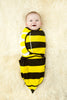 Bumble Bee Organic Simple Swaddle
