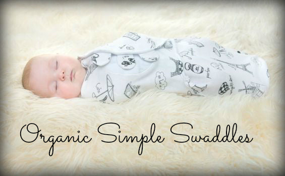 Organic Simple Swaddle
