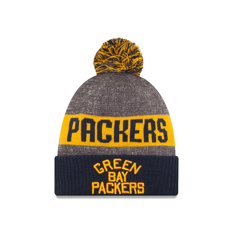 new era,2016,green bay packers,acme,sport,knit hat,beanie,skullie,winter,clothing accessories,nfl,national football league