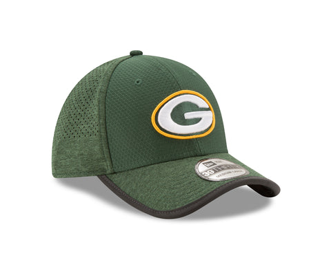 Green Bay Packers 2017 NFL Training 39THIRTY Flex Cap