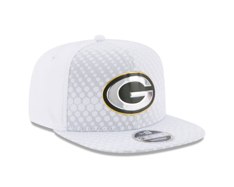 Green Bay Packers 2017 Color Rush 9FIFTY Snapback Hat