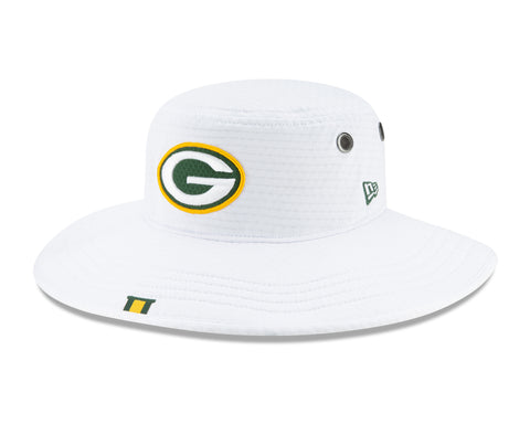 Green Bay Packers Official NFL Training Panama Bucket Hat