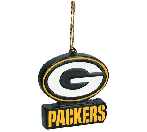 Green Bay Packers Mascot Statue Ornament