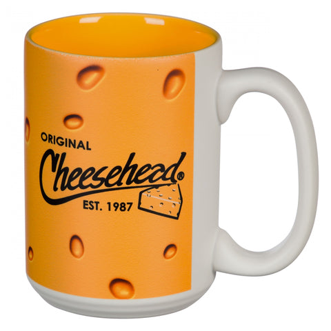 Green Bay Packers Original Cheesehead Mighty Cup