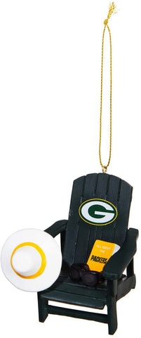 Green Bay Packers Adirondack Ornament
