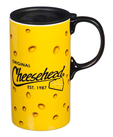 Green Bay Packers Cheesehead 20oz Tall Boy Mug