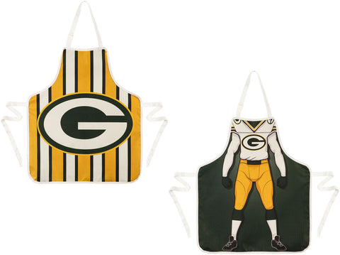 Green Bay Packers Double-Sided Apron