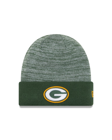 Green Bay Packers Team Rapid Cuffed Knit Hat