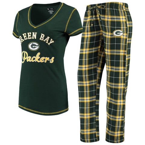 Green Bay Packers Duo Ladies Sleep Set