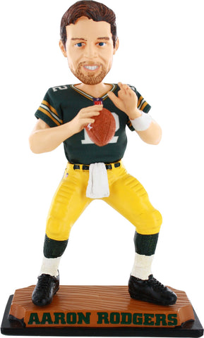 green bay packers,aaron rodgers,bobblehead
