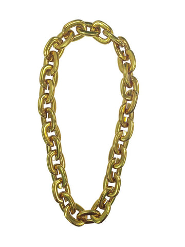 "Gold 36"" Jumbo Chain Green Bay Tailgating"